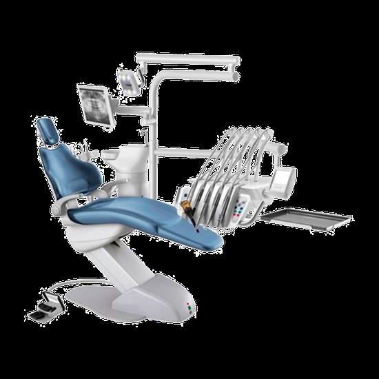 Cadeira Odontológica Aqia S Linha Metálica