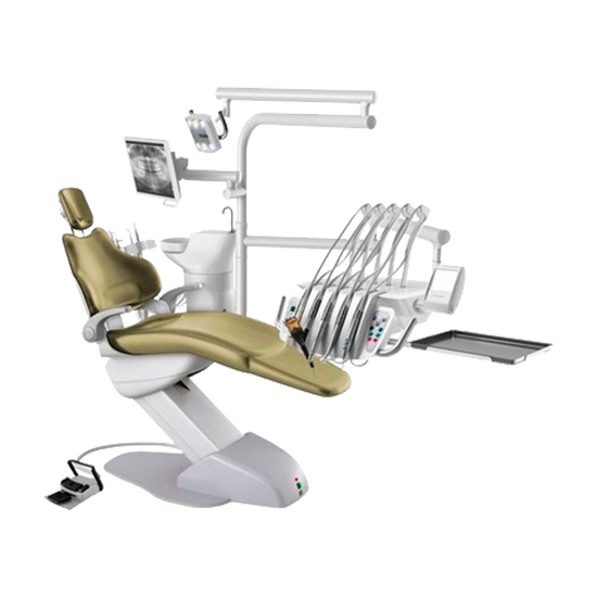 Cadeira Odontológica Aqia S Linha Raízes