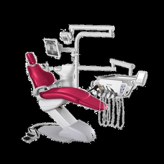 Consultório Odontológico Aqia T - Linha Aqia - Rosa Flamingo