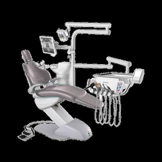 Cadeira Odontológica Aqia T Linha Holográfica