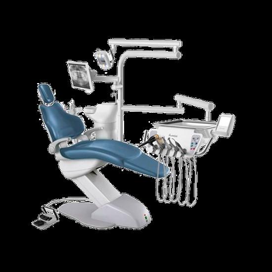 Cadeira Odontológica Aqia T Linha Metálica