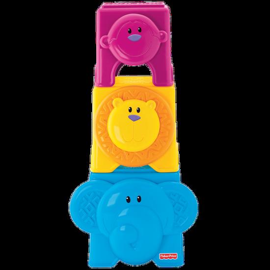 Brinquedo Cubos dos Animais