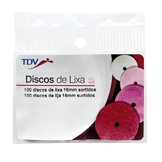 Disco de Lixa Sortido