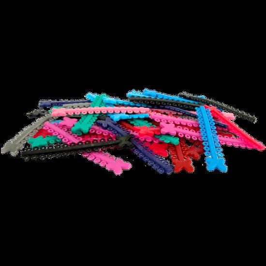 Elástico Ortodôntico p/ Ligadura - Modular