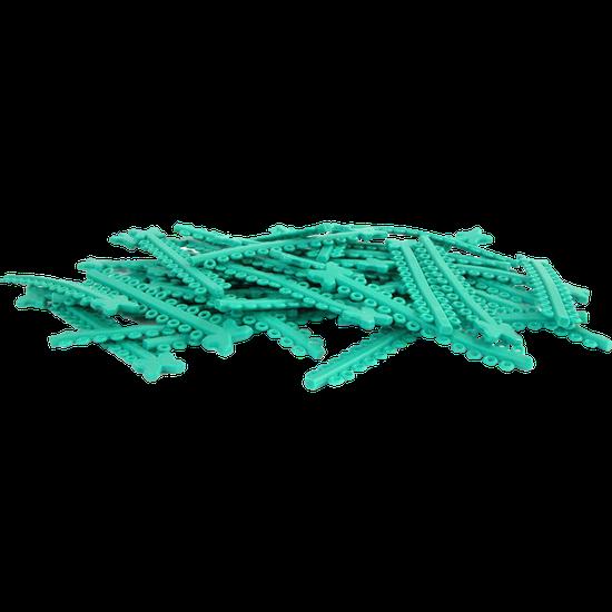 Elástico Ortodôntico p/ Ligadura - Modular - Verde Mar - 60.06.114
