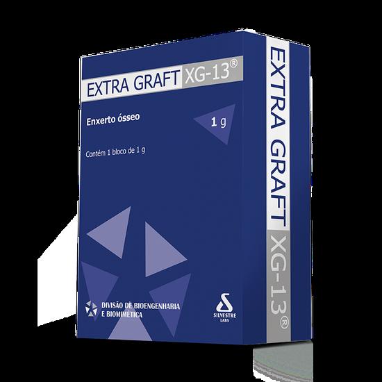 Enxerto Ósseo Extra Graft - XG-13 - 1g