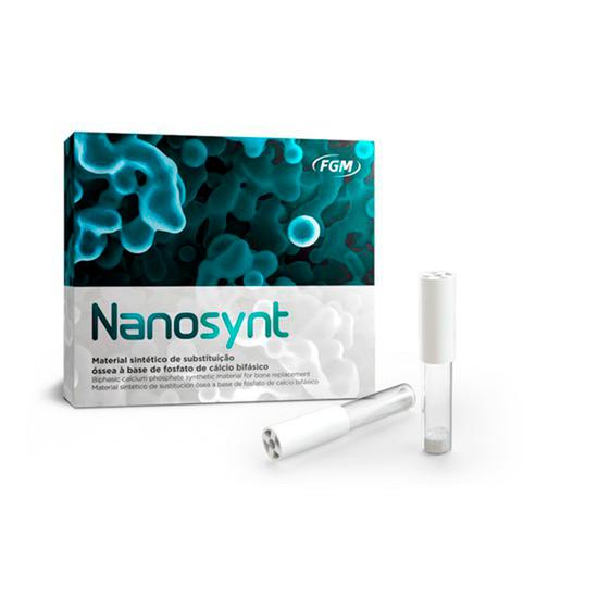 Enxerto Ósseo Sintético Nanosynt 4x0,27cc