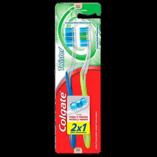 Escova Dental Colgate Twister Fresh Leve 2 Pague 1