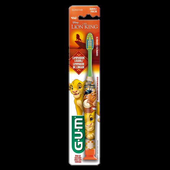 Escova Dental Infantil Lion King