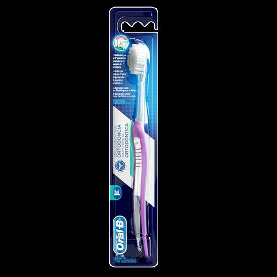 Escova Dental Ortodôntica