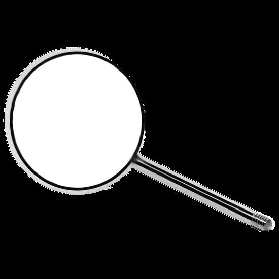 Espelho Bucal 1º Plano nº 5