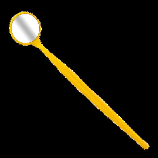 Espelho de Mão Odontoscópio p/ Demonstração - Fun Mirror