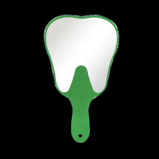 Espelho de Mão Temático - Verde