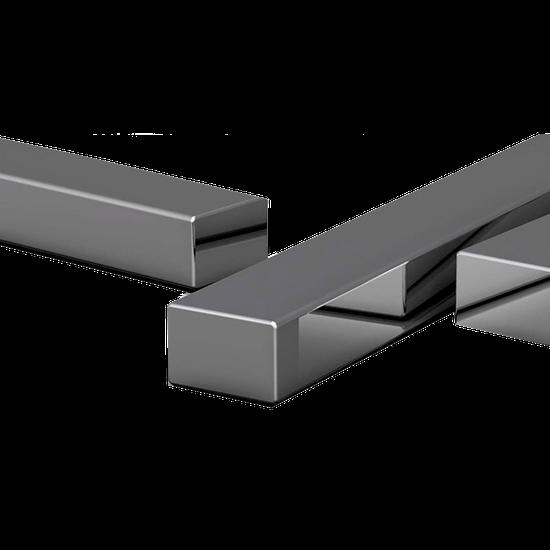Fio de Aço Retangular Vareta