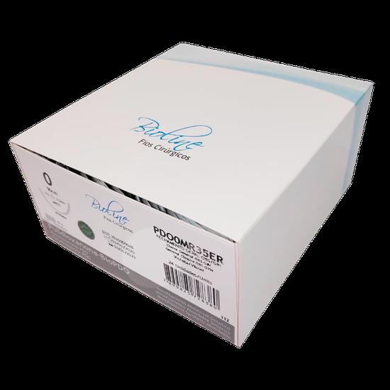 Fio de Sutura BioPDO - Ag. 3,5 1/2 - Fio 90 cm