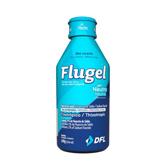 Flúor Flugel Menta Neutro