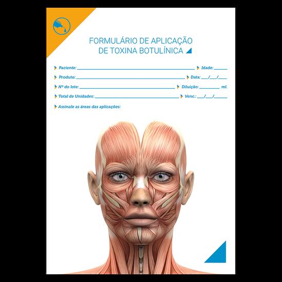 Formulário de Aplicação Toxina Botulínica