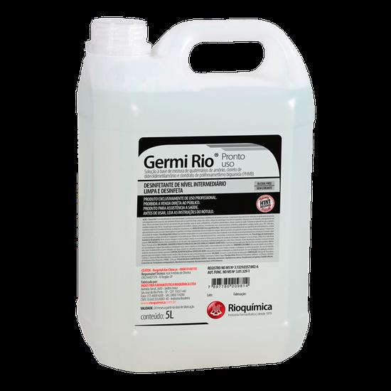 Desinfetante Germi Rio 5L