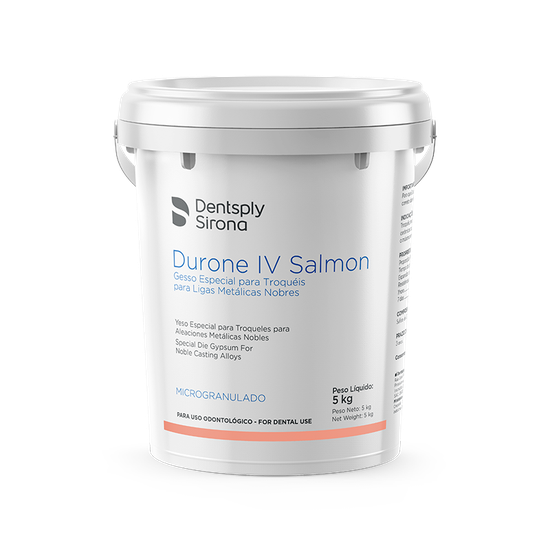 Gesso Pedra Especial Durone Salmon IV 5Kg