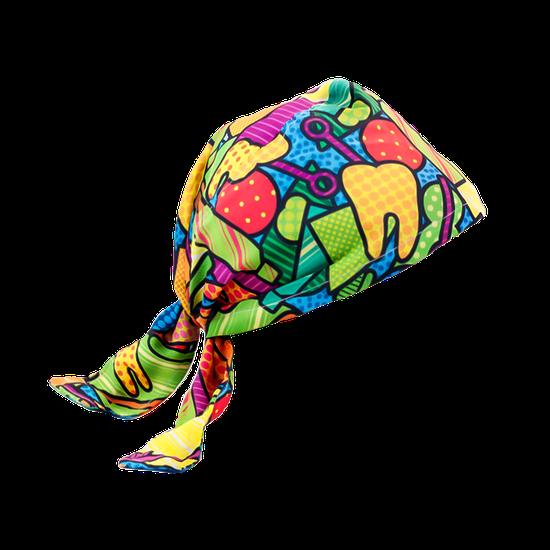 Gorro c/ Tira - Pop Art