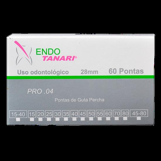Gutapercha Pro 04 - 20
