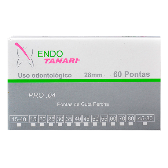Gutapercha Pro 04 - 40