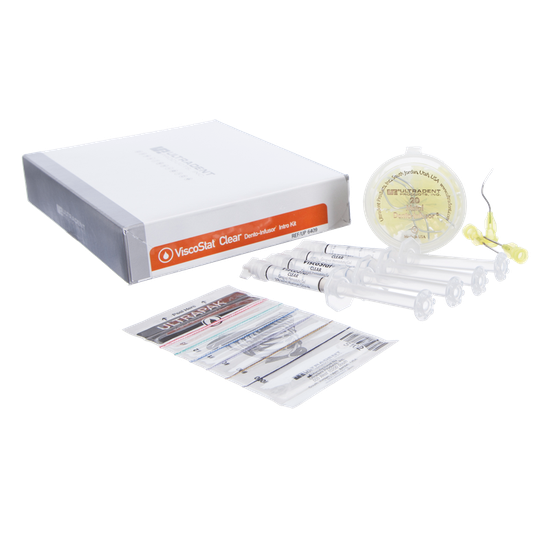 Hemostático Viscostat Clear Dento-Infusor Intro Kit