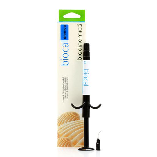 Hidróxido de Cálcio Biocal Branco