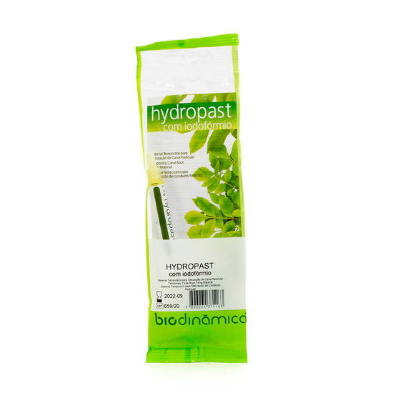 Hydropast c/ Iodofórmio 2,5g