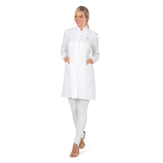 Jaleco Feminino Lolla Fashion Branco