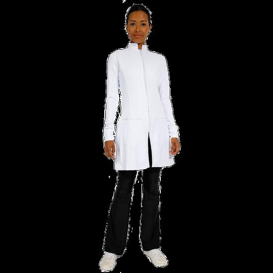 Jaleco Feminino Powerflex - Branco