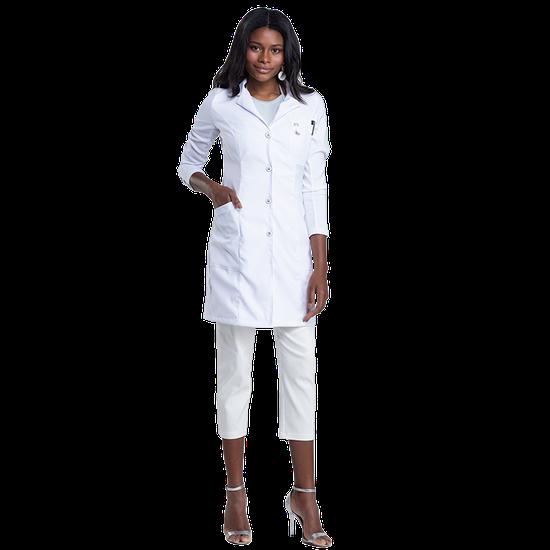 Jaleco Feminino Suit - Branco