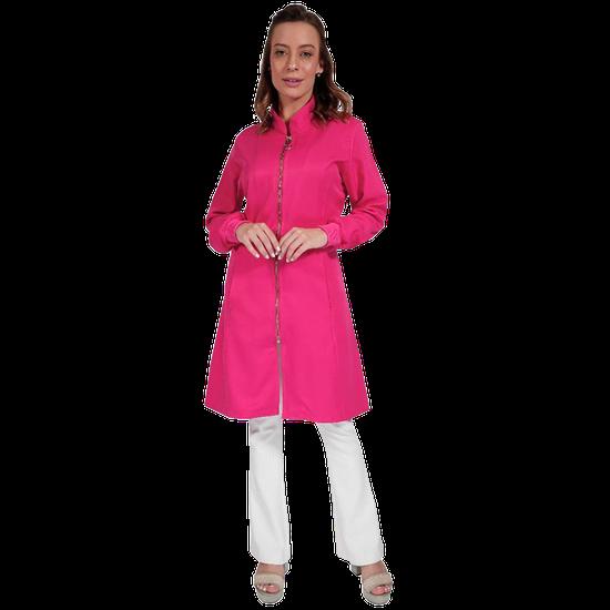 Jaleco Feminino Vision - Pink
