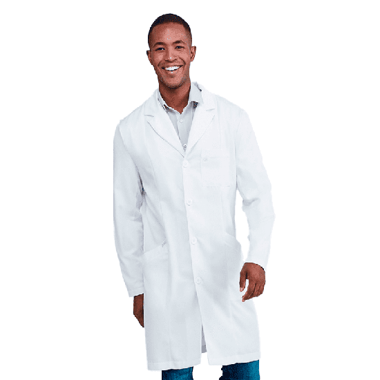 Jaleco Masculino Essential Branco
