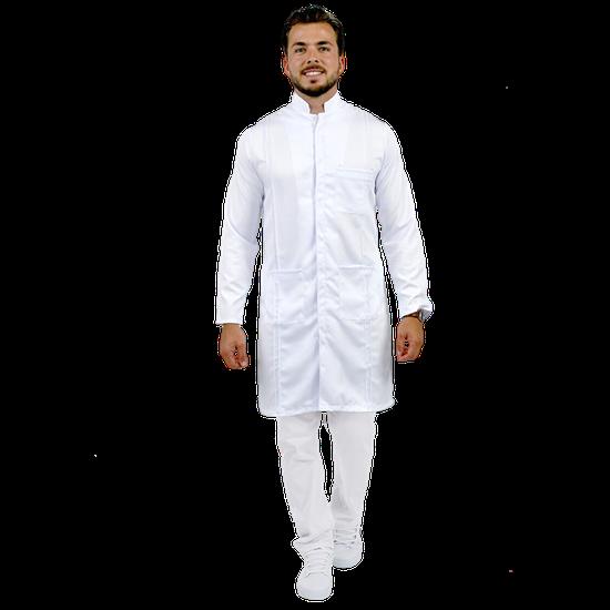 Jaleco Masculino Lord - Branco - GG