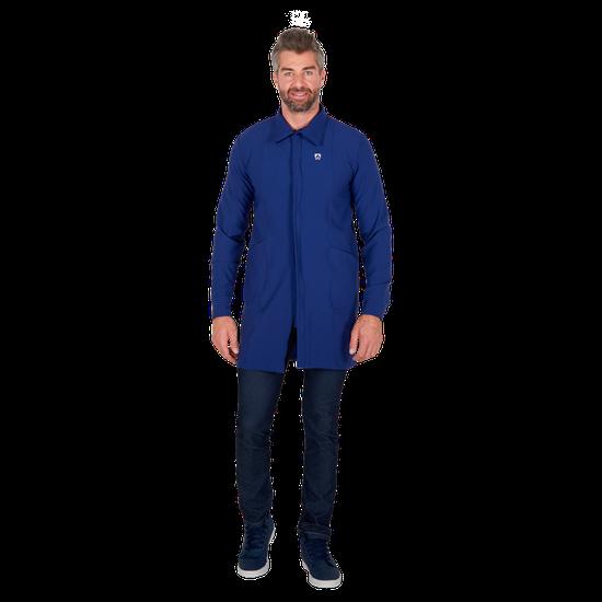 Jaleco Masculino Polo Mr. Kitsch Azul Marinho