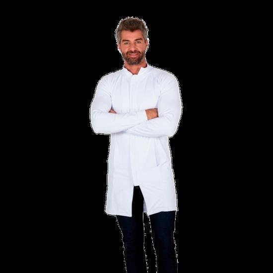 Jaleco Masculino Powerflex Antiviral Branco