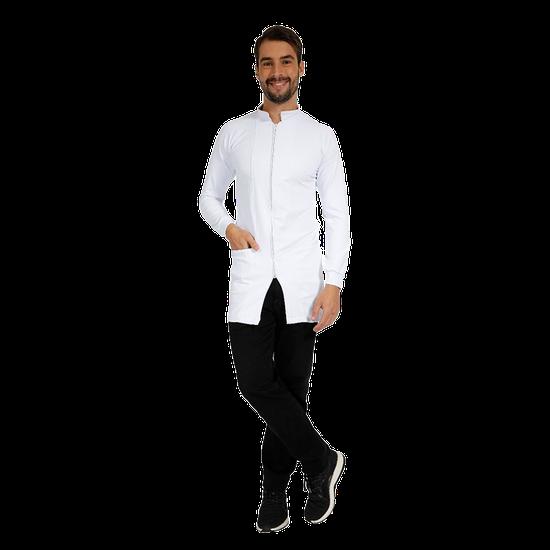 Jaleco Masculino Powerflex - Branco