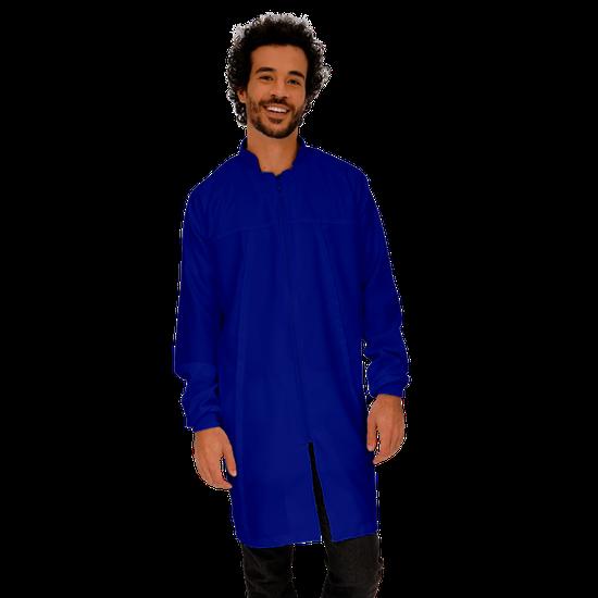 Jaleco Masculino Vision Azul Marinho