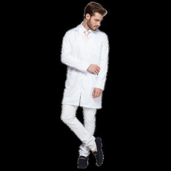 Jaleco Royale Masculino - Branco - M