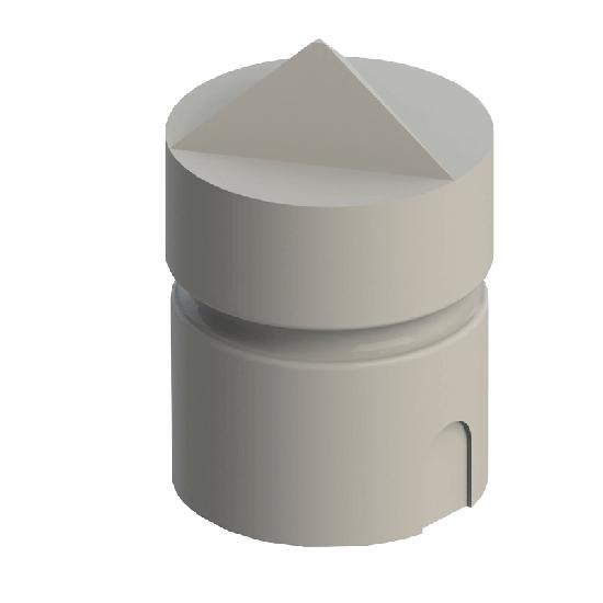 Jig De Escaneamento - Compatível C/ Base Tibase4 - 130.050