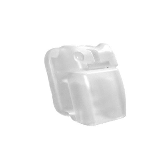 Kit Bráquete Cerâmico Autoligado Ultra Clarity SL MBT - 1 Caso + Sequência de Fios