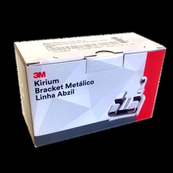 Kit Bráquete Metálico Kirium Roth 0,022