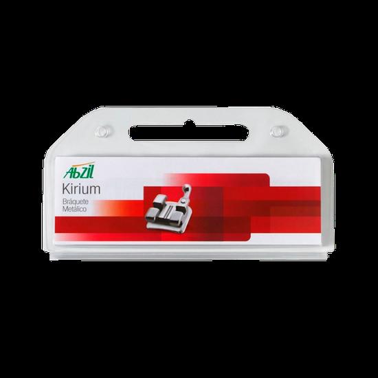 Kit Bráquete Metálico Kirium Capelozza P I 0,022 - 50 Casos - Brinde Kit Transbond XT