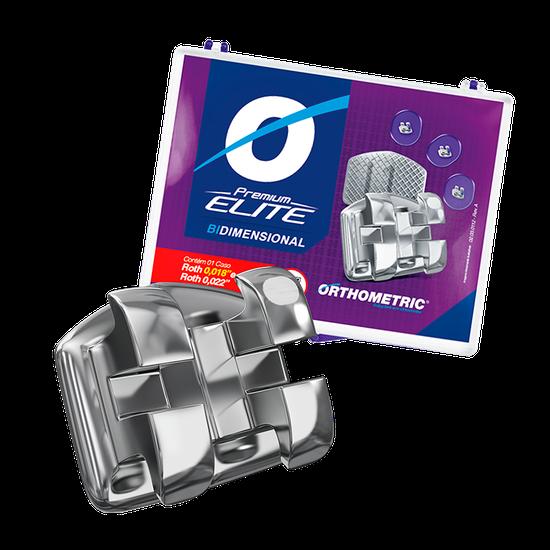 Kit-bráquete Metálico Premium Elite - Roth 0.022
