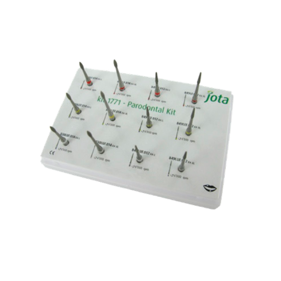 Kit Brocas p/ Periodontia