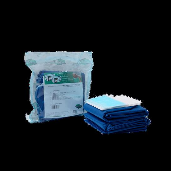 Kit Cirúrgico Estéril Especial 40gm² - Azul Marinho