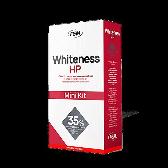Kit Clareador Whiteness HP 35% - 1 Paciente