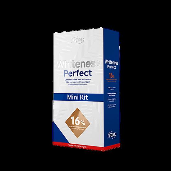 Mini Kit Clareador Whiteness Perfect 16%