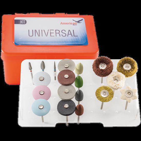 Kit de Acabamento e Polimento Universal